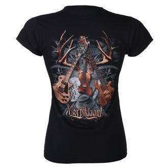 tee-shirt métal pour femmes Korpiklaani - SHAMAN DRUM - RAZAMATAZ, RAZAMATAZ, Korpiklaani