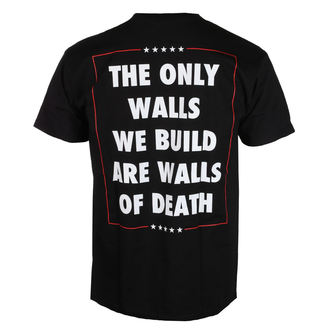 tee-shirt métal pour hommes Municipal Waste - The only walls we build - NUCLEAR BLAST, NUCLEAR BLAST, Municipal Waste