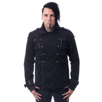 veste d`hiver - TRAX - CHEMICAL BLACK