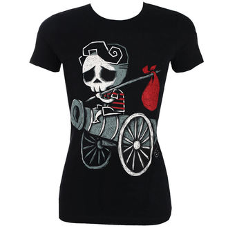 t-shirt hardcore pour femmes - Destination Nowhere - Akumu Ink, Akumu Ink
