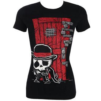 t-shirt hardcore pour femmes - Locked In - Akumu Ink, Akumu Ink