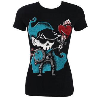 t-shirt hardcore pour femmes - Game Changer - Akumu Ink, Akumu Ink
