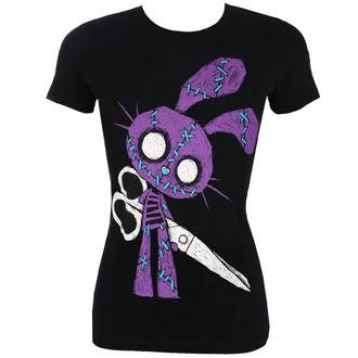 t-shirt hardcore pour femmes - Let's Play - Akumu Ink, Akumu Ink