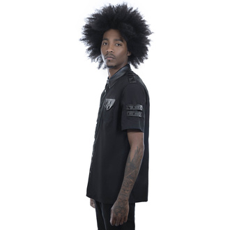 Chemise KILLSTAR pour hommes - Trooper Button-Up, KILLSTAR