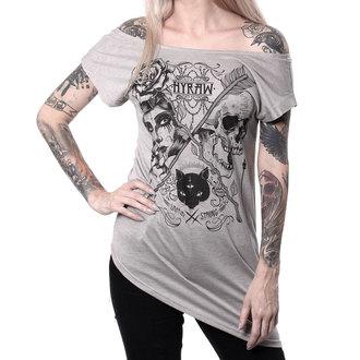 t-shirt hardcore pour femmes - DUEL - HYRAW, HYRAW