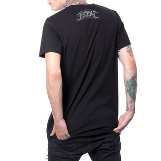 t-shirt hardcore pour hommes - CRYPT - HYRAW, HYRAW