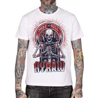 t-shirt hardcore pour hommes - EXCALIBUR - HYRAW, HYRAW