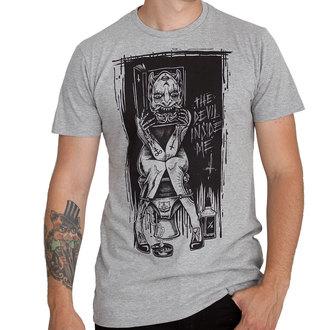 t-shirt hardcore pour hommes - MISS STRANGE - HYRAW, HYRAW