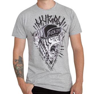 t-shirt hardcore pour hommes - MONKEY - HYRAW