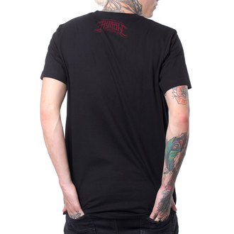t-shirt hardcore pour hommes - MUERTE GLORIA - HYRAW, HYRAW