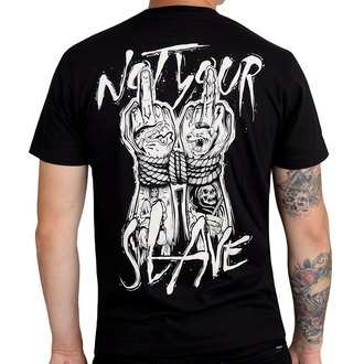 t-shirt hardcore pour hommes - NOT YOUR SLAVE - HYRAW, HYRAW