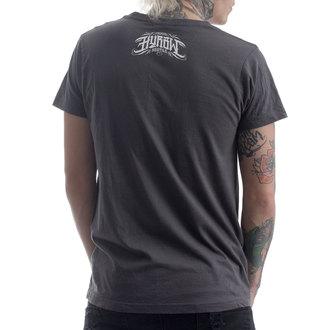 t-shirt hardcore pour hommes - RIDE THE SNAKE - HYRAW, HYRAW