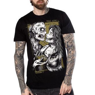 t-shirt hardcore pour hommes - TRUE LOVE - HYRAW, HYRAW