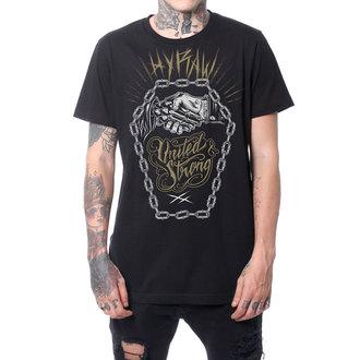 t-shirt hardcore pour hommes - UNITED - HYRAW, HYRAW