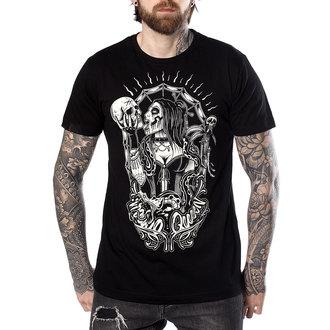 t-shirt hardcore pour hommes - VOODOO QUEEN - HYRAW, HYRAW