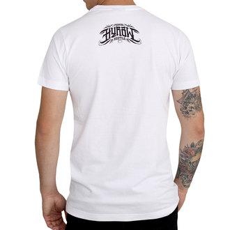 t-shirt hardcore pour hommes - WHITE CHURCH - HYRAW, HYRAW