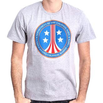 t-shirt de film pour hommes Alien - Vetřelec - US MARINE COLONIAL CORPS - LEGEND, LEGEND, Alien - Vetřelec