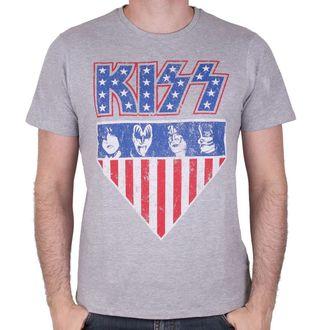 tee-shirt métal pour hommes Kiss - AMERICAN STYLE - LEGEND, LEGEND, Kiss