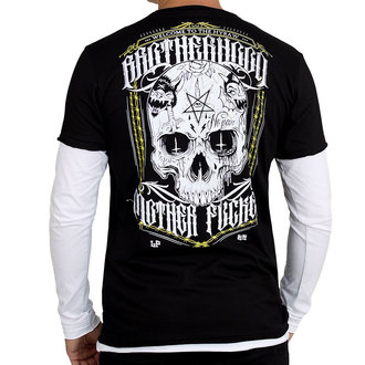 t-shirt hardcore pour hommes - BROTHERHOOD - HYRAW, HYRAW