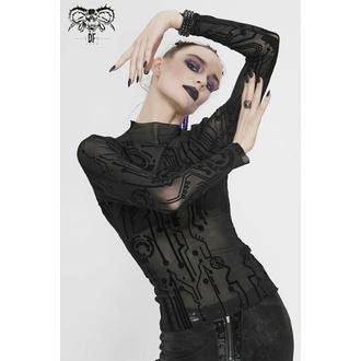T-shirt pour femmes à manches longues DEVIL FASHION, DEVIL FASHION