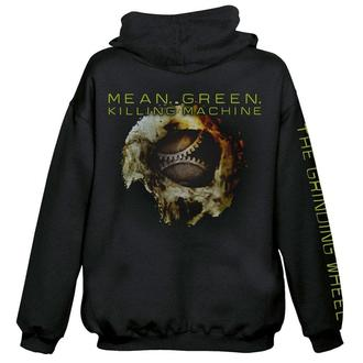 sweat-shirt avec capuche pour hommes Overkill - The grinding wheel - NUCLEAR BLAST, NUCLEAR BLAST, Overkill