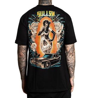 T-shirt pour hommes SULLEN - FEMME FATALE - NOIR, SULLEN