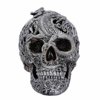 Décoration Crâne Drakos - (Argent), NNM