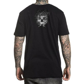 T-shirt SULLEN pour hommes - NICHOLSON - NOIR, SULLEN