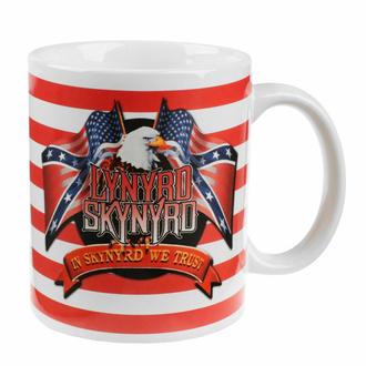 Mug LYNYRD SKYNYDRD - ROCK OFF, ROCK OFF, Lynyrd Skynyrd