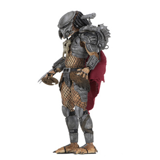 Figurine articulée Predator - Ultime Achab, NNM, Predator