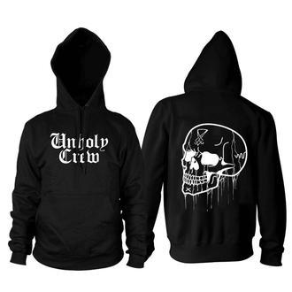 sweat-shirt avec capuche pour hommes - Unholy Crew - BLACK CRAFT, BLACK CRAFT