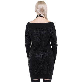 Robe pour femmes KILLSTAR - Unholy sabbath, KILLSTAR
