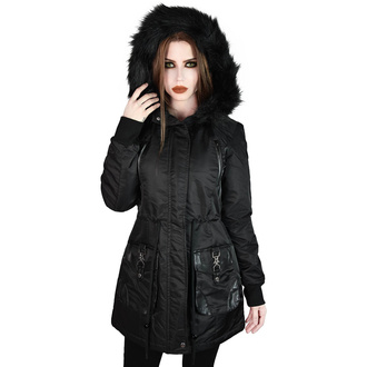 Veste d'hiver KILLSTAR pour femmes - Unholy Trip Parka, KILLSTAR