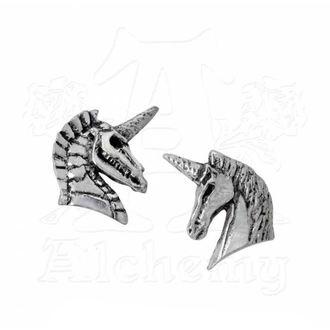 Boucles d'oreilles ALCHEMY GOTHIC - Unicorn Ear Studs, ALCHEMY GOTHIC