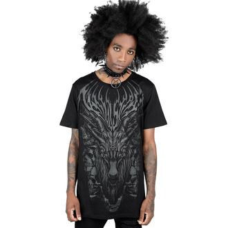 T-shirt unisexe KILLSTAR - Untamed - Noir, KILLSTAR