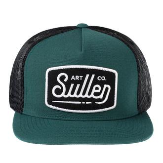 Casquette SULLEN - BRUSH STROKE - SARCELLE / NOIR, SULLEN