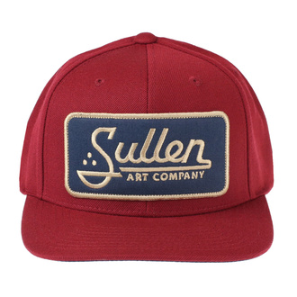 Casquette SULLEN - WORKSHOP - BOURGOGNE, SULLEN