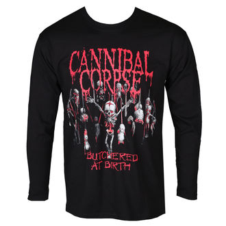 tee-shirt métal pour hommes Cannibal Corpse - BUTCHERED AT BIRTH BABY - PLASTIC HEAD, PLASTIC HEAD, Cannibal Corpse