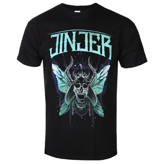 tee-shirt métal pour hommes Jinjer - Butterfly Skull - NAPALM RECORDS, NAPALM RECORDS, Jinjer