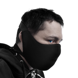 Masque visage POIZEN INDUSTRIES - BLACK, POIZEN INDUSTRIES