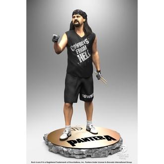 Figurine Pantera - Rock Iconz Statue - Vinnie Paul, KNUCKLEBONZ, Pantera