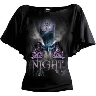 t-shirt pour femmes SPIRAL - Batman Top - AND AM THE NIGHT - Noir, SPIRAL, Batman