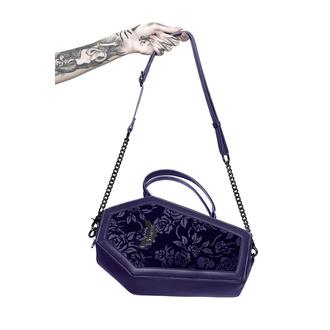 Sac à main (sac) KILLSTAR - Vampires Kiss - PRUNE, KILLSTAR