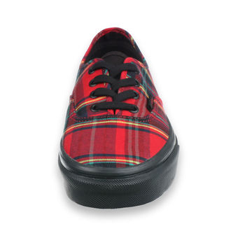 chaussures de tennis basses unisexe - UA Authentic (PLAID MIX) - VANS, VANS
