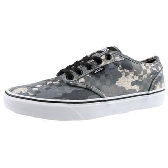 chaussures de tennis basses pour hommes - ATWOOD (F17 CAMO) G - VANS, VANS