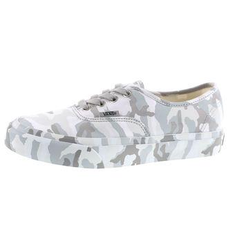 chaussures de tennis basses pour hommes - AUTHENTIC (MONO PRINT) - VANS, VANS