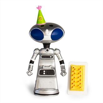 Figurine Rocky - 4 ReAction - Sico Paulie's Robot, NNM, Rocky