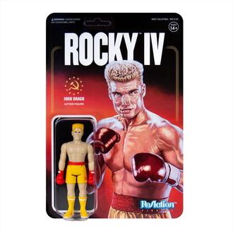 Figurine Rocky - 4 ReAction - Ivan Drago, NNM, Rocky