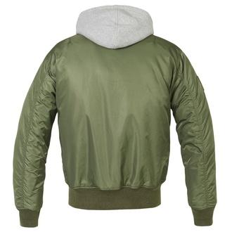 Veste hommes bomber (zimní) BRANDIT - MA1 Sweat, BRANDIT
