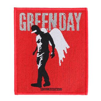 Patch Green Day - Wings - RAZAMATAZ, RAZAMATAZ, Green Day